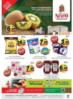 Midweek Deals - Arab Mall, Sharjah