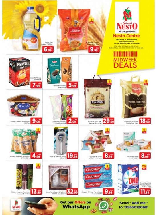 Midweek Deals - Al Wahada Sharjah