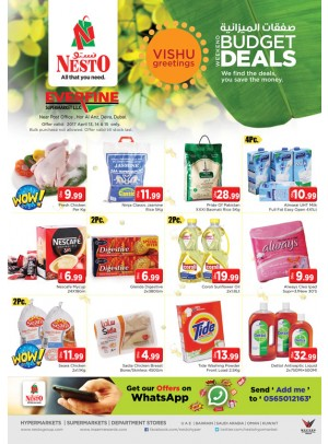 Weekend Grabs at Everfine Dubai