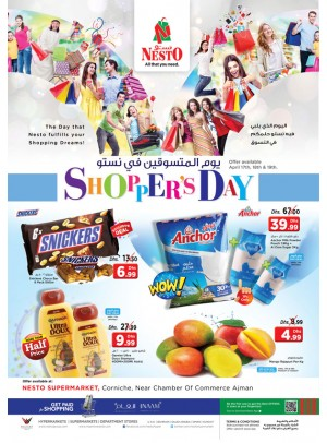 Shopper's Day - Karama, Ajman
