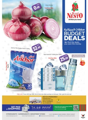 Weekend Grabs at JABEL ALI