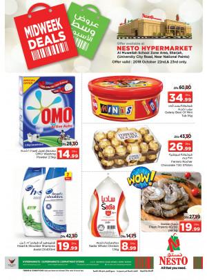 Midweek Deals - Muweilih