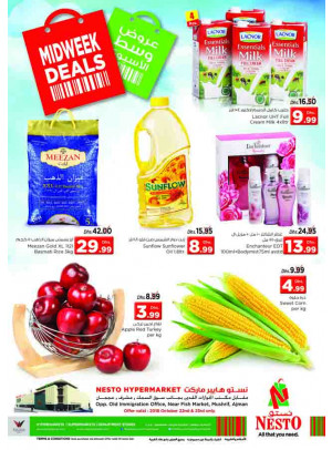 Midweek Deals - Mushrif