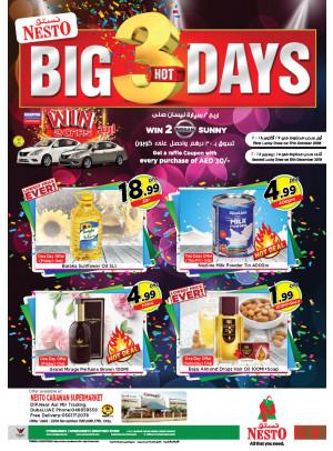 Big Hot Days - Carawan Supermarket, DIP