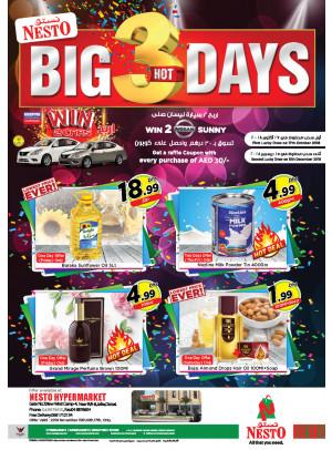 Big Hot Days - Jafza