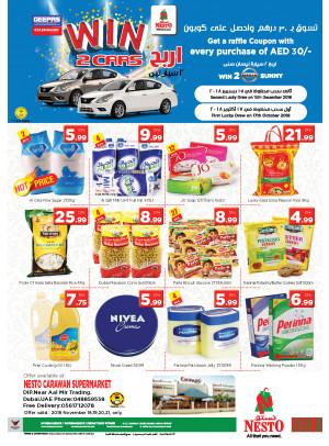 Midweek Deals - Carawan Supermarket, DIP
