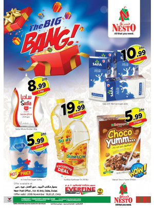 Midweek Deals - Everfine Supermarket, Hor Al Anz