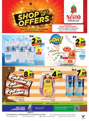 Shop full of Offers at karama chroniche