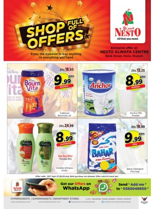 Shop Full of Offers at Rolla Sharjah