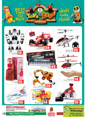 Toys 4 Less - Jabel Ali