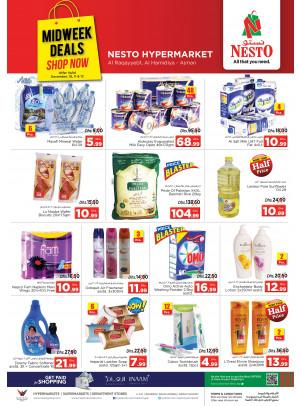 Midweek Deals - Al Raqayib