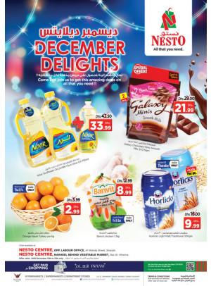 December Delights - Ras Al Khaimah & Al Wahda