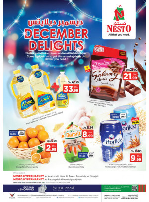 December Delights - Al Arab Mall & Al Raqayib