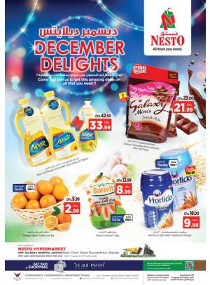 December Delights - Butina