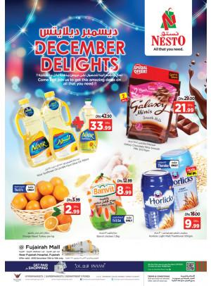 December Delights - Fujairah