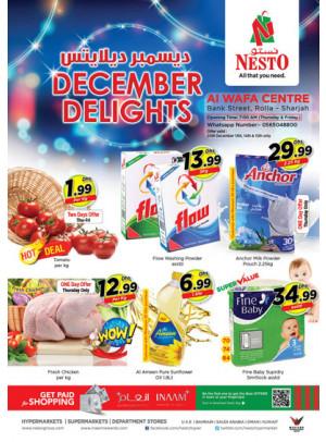 December Delights - Rolla