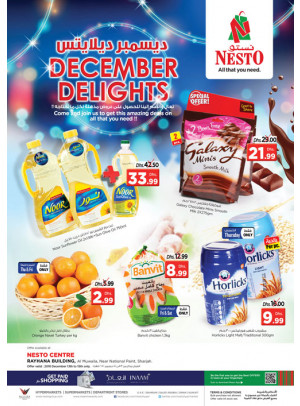 December Delights - National Paint