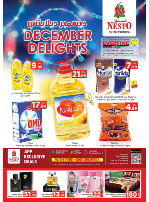 December Delights - Everfine Supermarket, Hor Al Anz