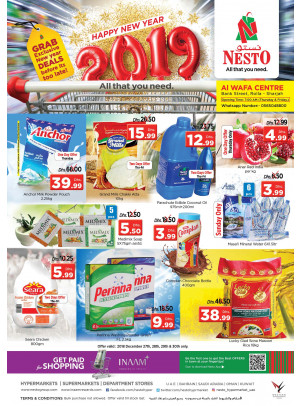 Exclusive New Year Deals - Rolla