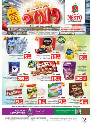 Exclusive New Year Deals - Karama Corniche