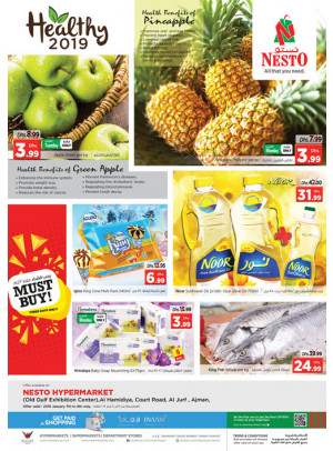Midweek Deals - Jurf, Ajman