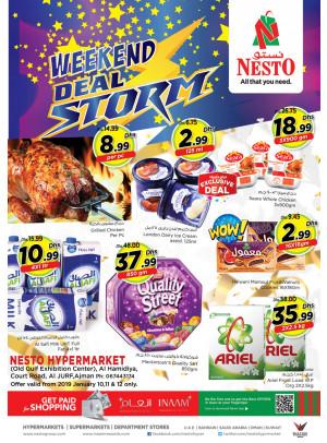 Weekend Grabs - Jurf, Ajman