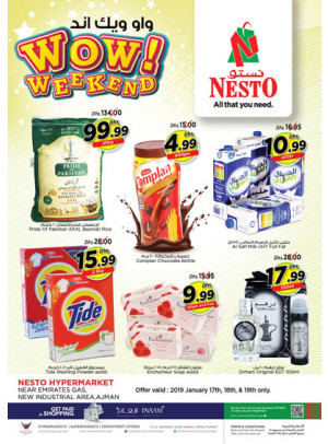 Weekend Grabs - Opp. GMC Hospital, Ajman