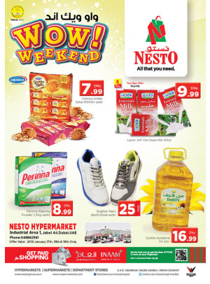 Weekend Grabs - Jebel Ali