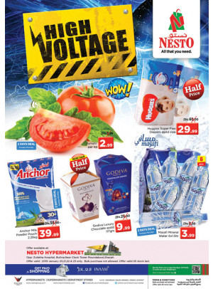 High Voltage Deals - Butina