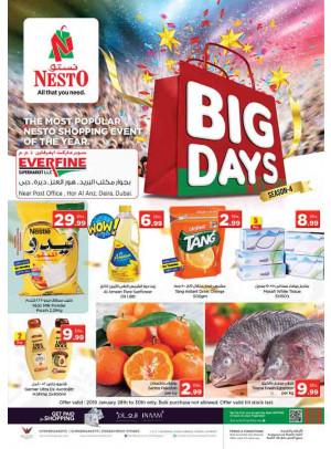 Big Days - Hor Al Anz