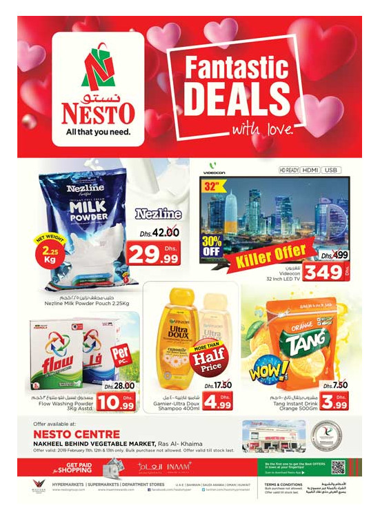 Midweek Deals - Ras Al Khaimah