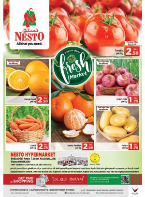 Fresh Market Deals - Jebel Ali
