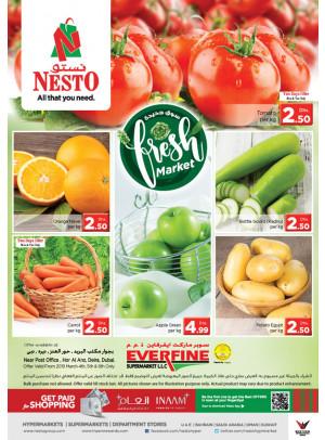 Fresh Market Deals - Everfine Supermarket, Hor Al Anz