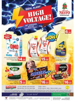High Voltage - Hor Al Anz