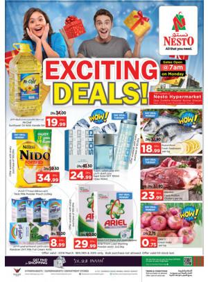 Exciting Deals - Butina