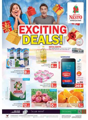 Exciting Deals - Al Wahda