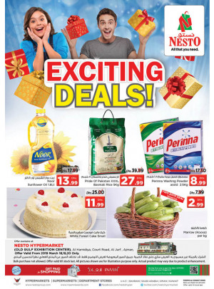 Exciting Deals - Jurf, Ajman