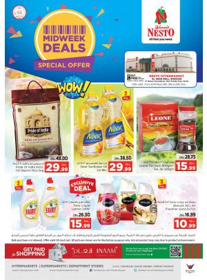 Midweek Deals - Arab Mall