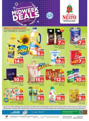 Midweek Deals - Karama Corniche