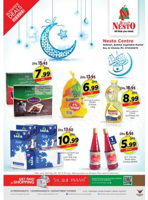 Midweek Deals - Ras Al Khaima