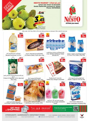 Midweek Deals - One Tower Rumailah Ajman