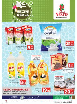 Midweek Deals - Umm Al Quawain
