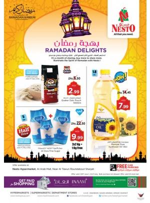 Ramadan Delights - Arab Mall Sharjah