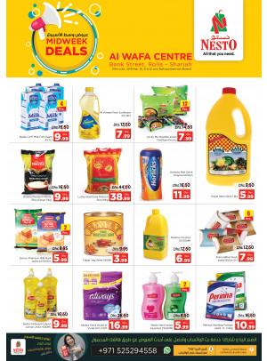 Midweek Deals - Rolla