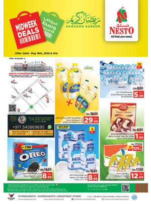 Midweek Deals - Jurf-1, Ajman