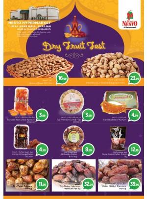 Dry Fruit Fest - Arab Mall Sharjah