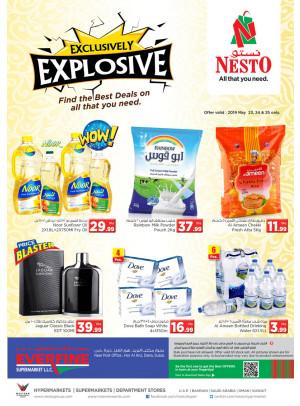 Weekend Grabs - Everfine Supermarket,Hor Al Anz