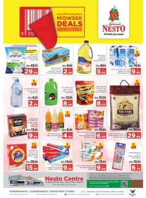Midweek Deals - Al Wahda