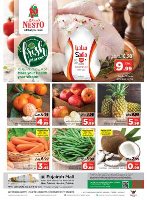 Fresh Market Deals - Fujairah