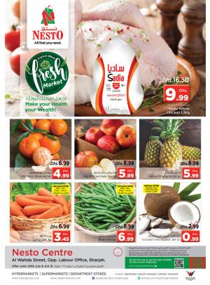Fresh Market Deals - Al Wahda